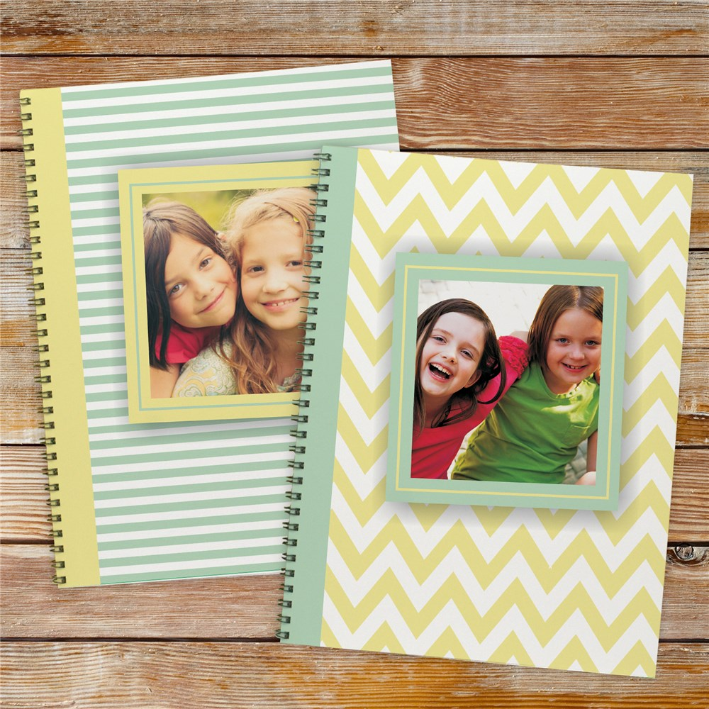 Personalized Photo Notebook 11028921