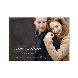 Photo Save The Date Cards 11045810X
