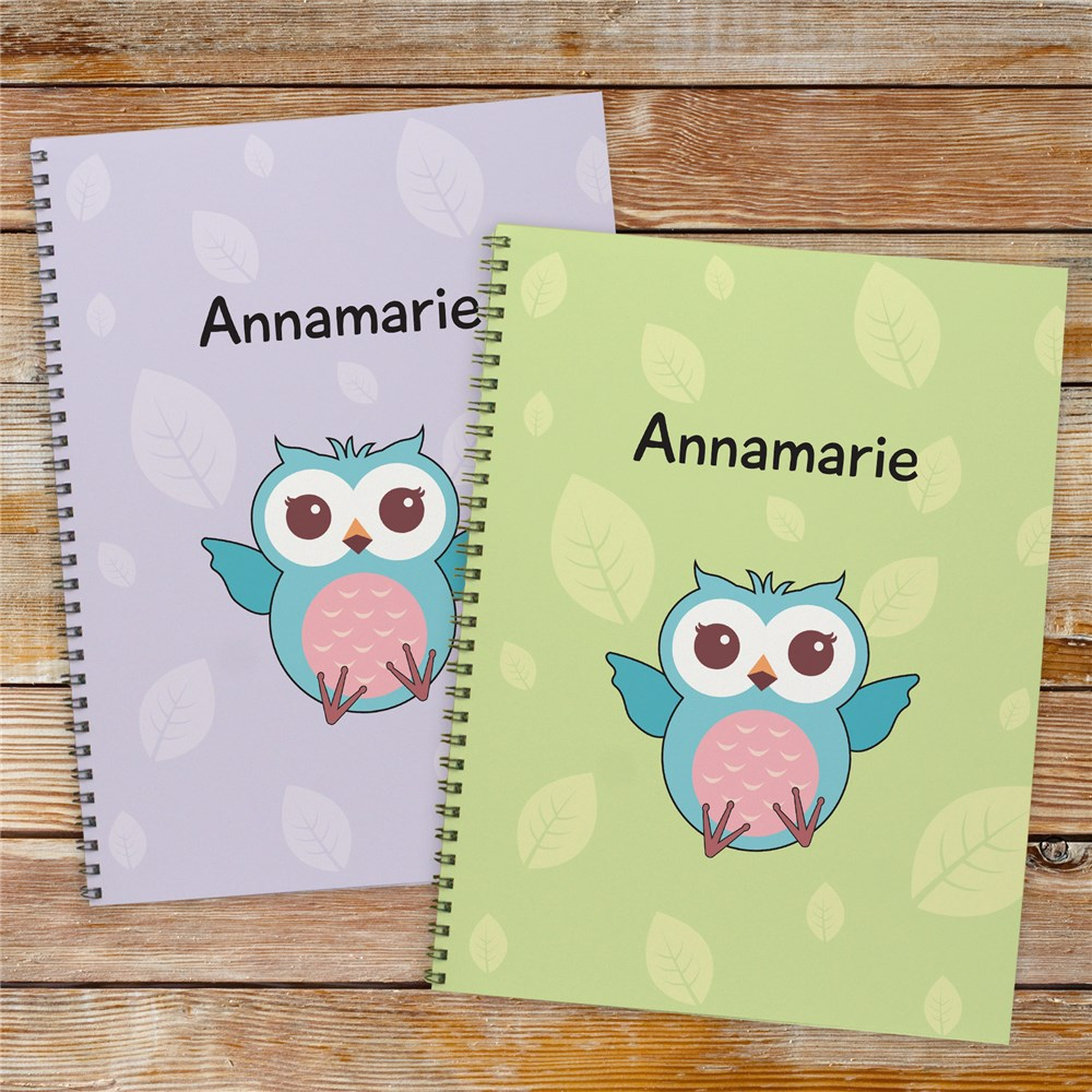 Back to School Notebooks for Kids | Personalized Gifts For Kids