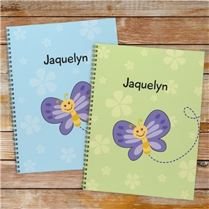 Back To School Supplies | Personalized Notebooks