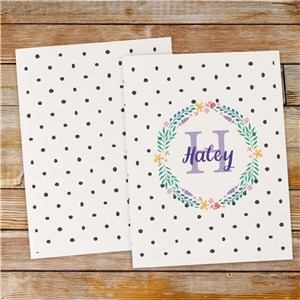 Personalized Folders | Personalized Stationery