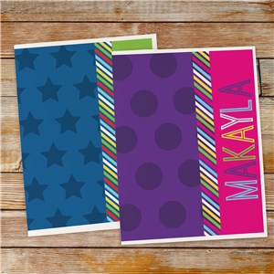 Back to School Folders for Kids | Personalized Folders