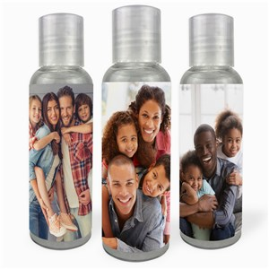 Personalized Photo Hand Sanitizer