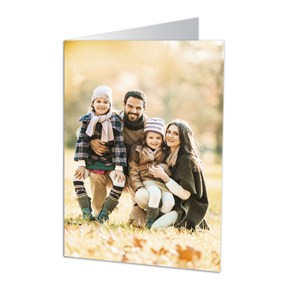 Just Us Photo Holiday Cards | Personalized Christmas Cards