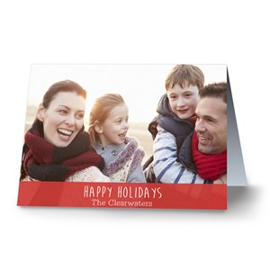 Picture Perfect Holiday Photo Cards | Personalized Holiday Cards