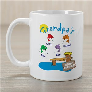 Personalized Gifts For Grandpa | Grandpa Mugs