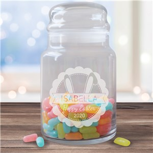 Personalized Spring Gifts | Easter Treat Jar