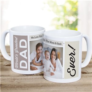 Personalized Gifts for Dad | Customizable Coffee Mugs