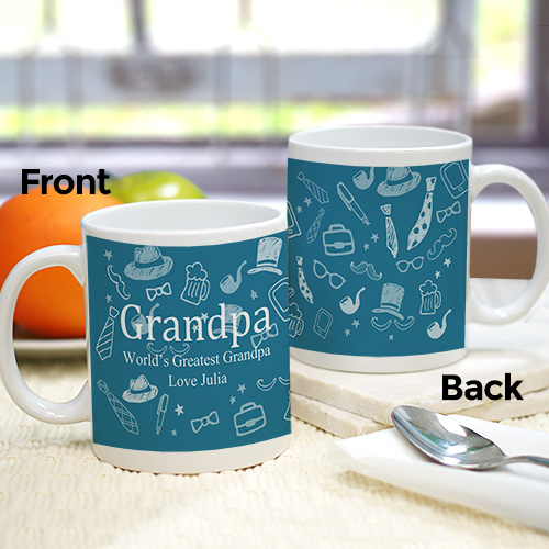 Personalized Mug for Him | Custom Coffee Mug