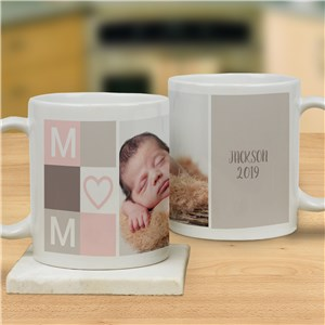 Personalized Mom Photo Mug | Personalized Mugs For Mom