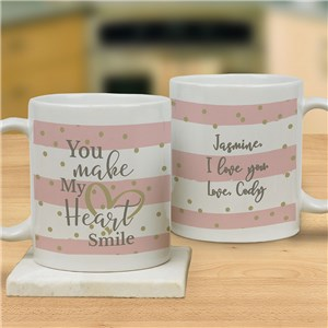 Personalized Coffee Mug | Valentine Mugs