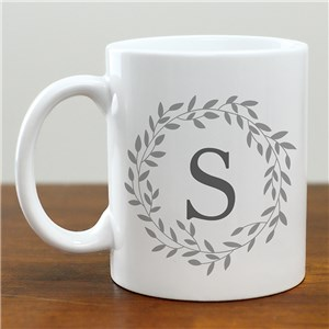 Personalized Coffee Mugs | Personalized Initial Mugs