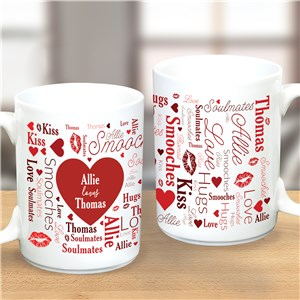 Personalized Mugs | Unique Valentine's Day Gifts