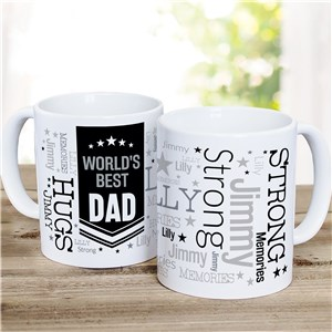 2019 Father's Day Mug | Customized Mug For Dad