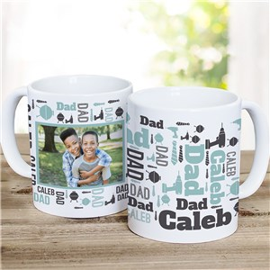 Personalized Mugs for Him | Gifts For Guys That Love Tools