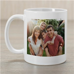 Picture Perfect Mug and Coaster Set | Photo Coffee Mugs