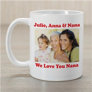 Personalized Photo Coffee Mug | Mother's Day Coffee Mug