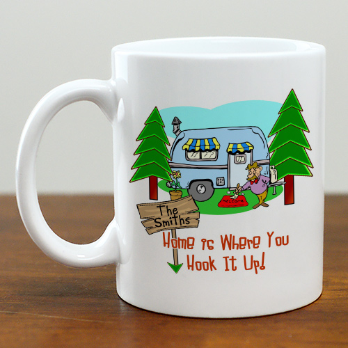 Personalized RV Coffee Mug