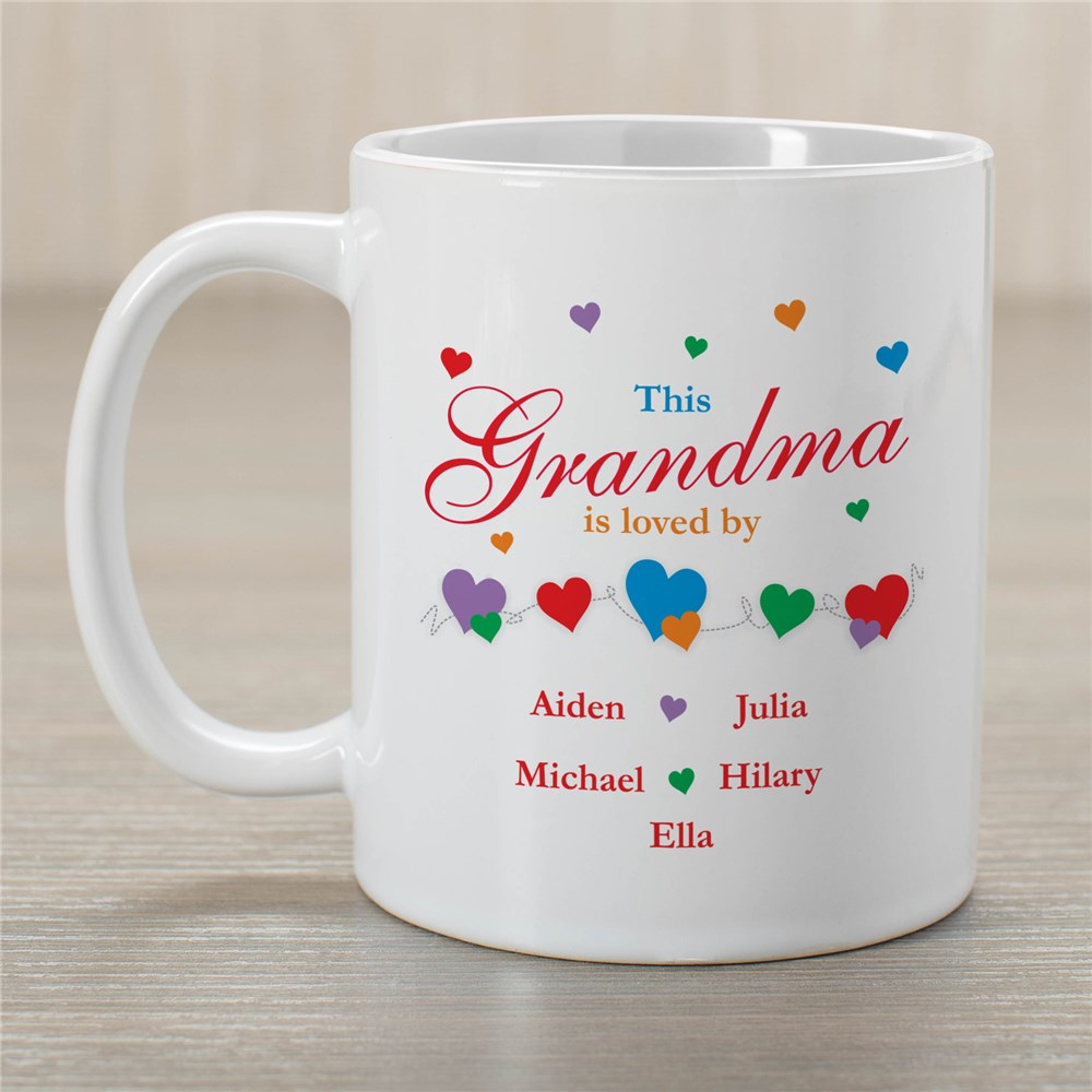 Is Loved By Personalized Coffee Mug | Customizable Coffee Mugs