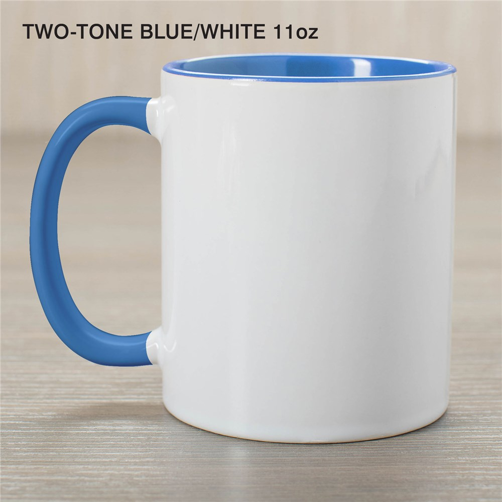 Personalized Belongs To Coffee Mug | Customizable Coffee Mugs