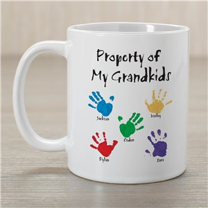 Property of Personalized Mug | Custom Coffee Mug