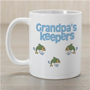 Personalized Gifts For Grandpa | Fishing Gifts For Grandpa