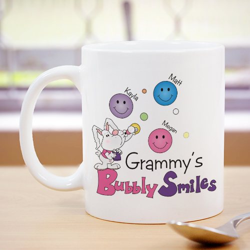 Personalized Mugs | Gifts For Grandma