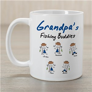 Fishing Gifts | Personalized Coffee Mugs