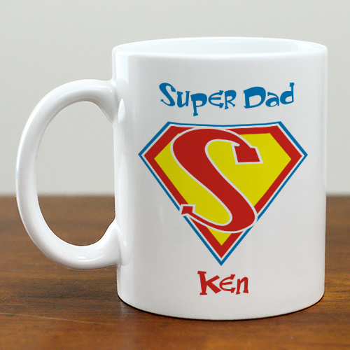Personalized Dad Coffee Mug | Customizable Coffee Mugs