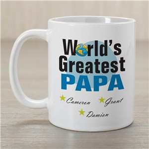 World's Greatest Coffee Mug | Father's Day Mugs