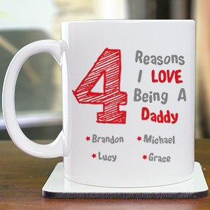 Personalized I Love My Children Mug 29351X