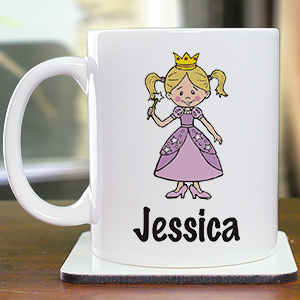 Personalized Halloween Character Mug 296650