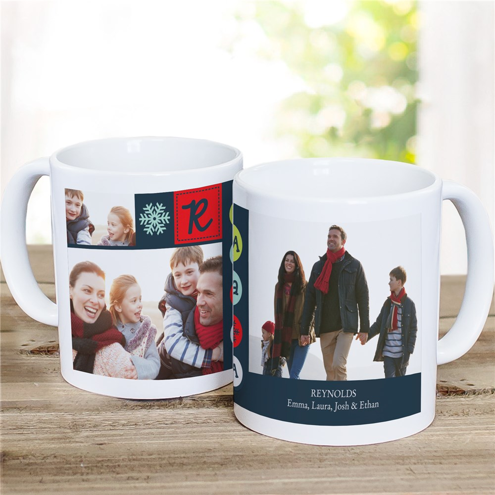 Personalized Fa La La Photo Mug 299120