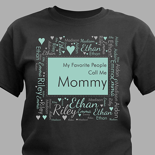 Favorite Grandma T-Shirt | Mom Shirts