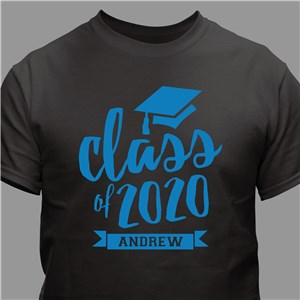 Class of Personalized T-Shirt | Graduation T Shirt