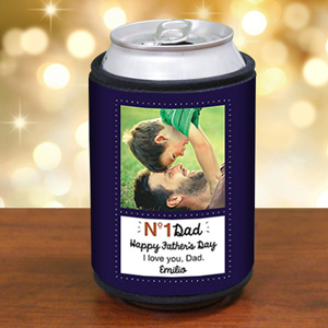 Personalized No. 1 Dad Can Wrap 3103709