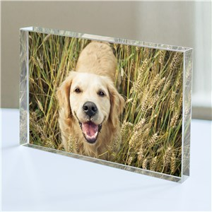 Personalized Pet Photo Keepsake | Personalized Pet Gifts