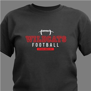Personalized Sports T-Shirt | Personalized TShirts For Sports