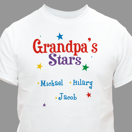 My Stars T-Shirt | Personalized T-shirts