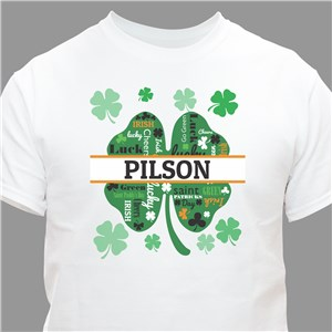 Personalized Irish Shirts | St. Patrick's Day Shirts