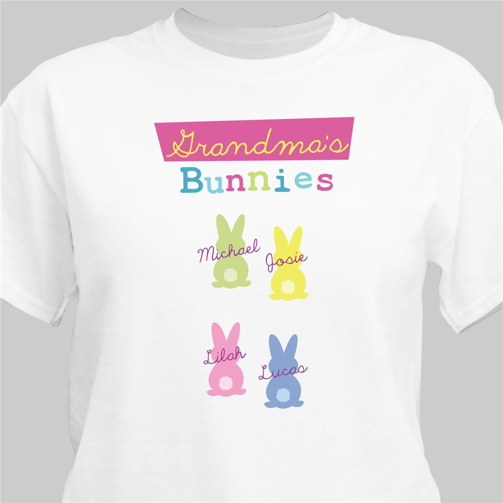 Easter T-Shirt | Personalized Shirts For Grandma