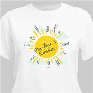 Personalized TShirts | Gifts For Grandma