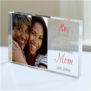 Personalized Mother's Day Keepsake | Gifts For Mom From Daughter