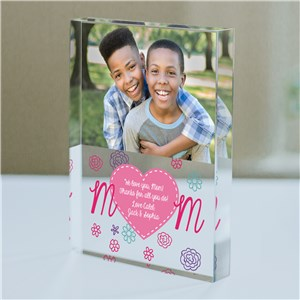 Mother's Day Picture Gifts | Photo Gift Ideas