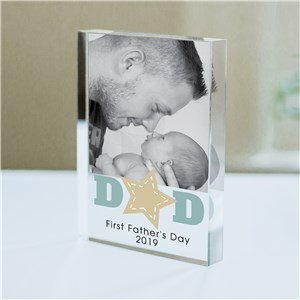Photo Keepsakes For Dad | Gifts For New Dads