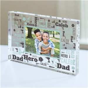 Photo Keepsakes for Dad | Personalized Photo Gifts
