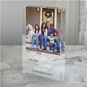 Photo Keepsakes | Everything I've Ever Wanted Gift
