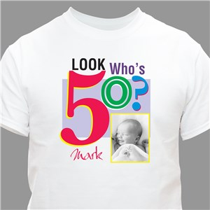 Personalized Birthday T-shirt | Personalized T-shirts