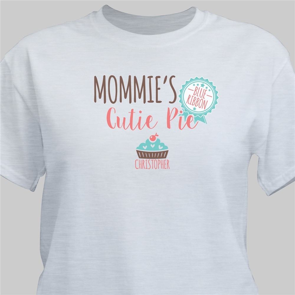 Personalized Cutie Pies T-Shirt