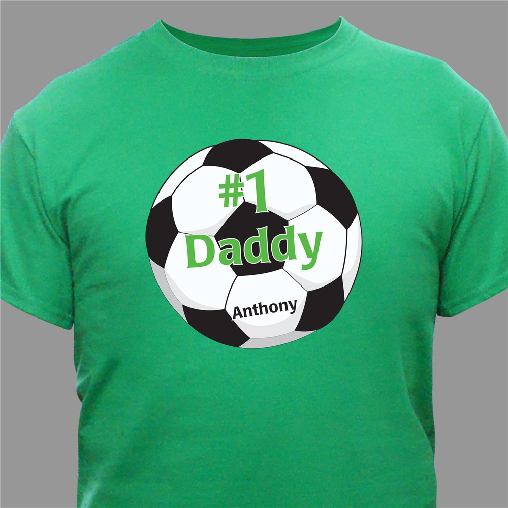 Personalized Dad T-shirt | Personalized T-shirts